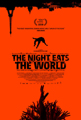 THE NIGHT EATS THE WORLD film