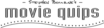 Stephen Bourne's Movie Quips logo